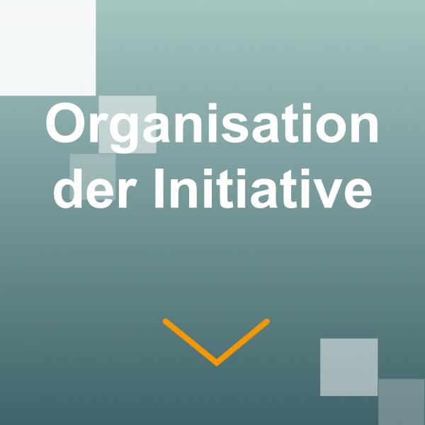 Die Initiative Organisation der Initiative